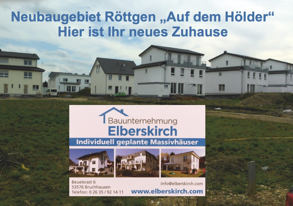 Bauunternehmen Bonn baugrundstücke bauunternehmen elberskirch